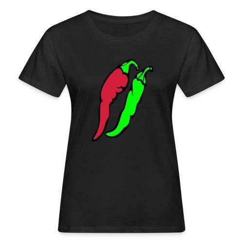 Chilli - Ekologiczna koszulka damska