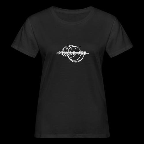 Pinque AEM Bianco - T-shirt ecologica da donna
