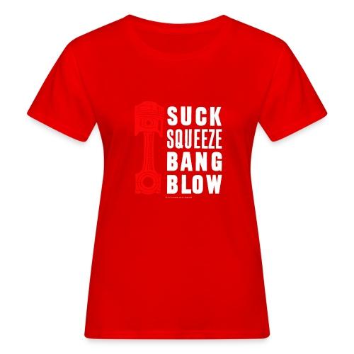 Piston - Women's Organic T-Shirt