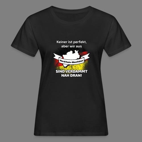 Nordrhein-Westfalen - Frauen Bio-T-Shirt