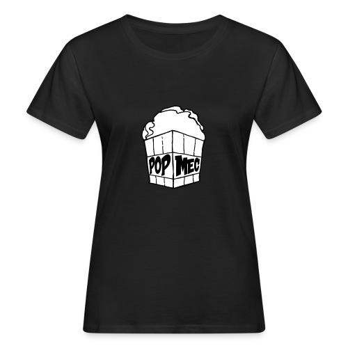 PopMeC logo - Women's Organic T-Shirt