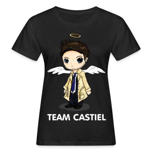 Team Castiel (dark) - Women's Organic T-Shirt