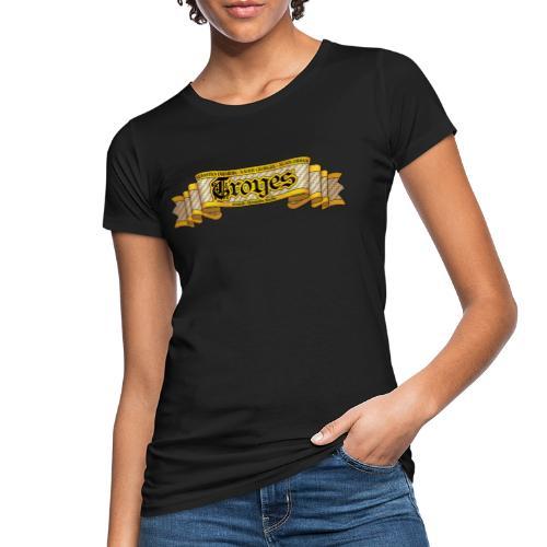 TROYES - T-shirt bio Femme