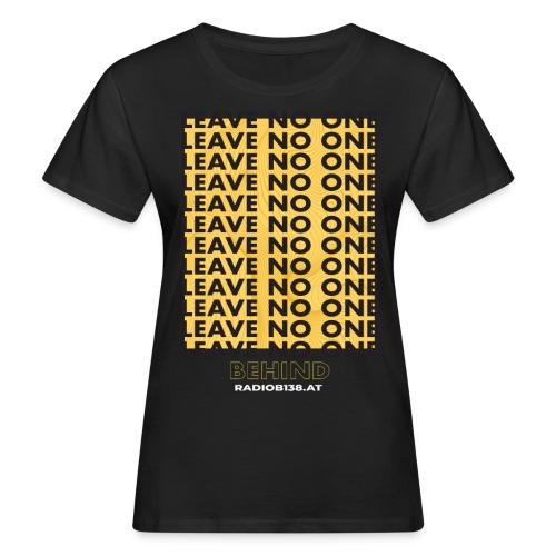 Radio Spruch - Frauen Bio-T-Shirt