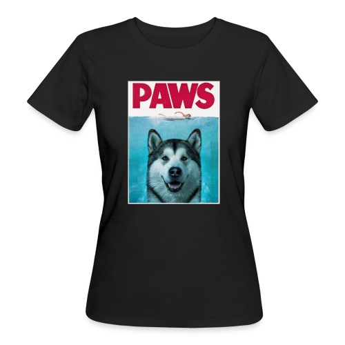 paws 2 - Women's Organic T-Shirt