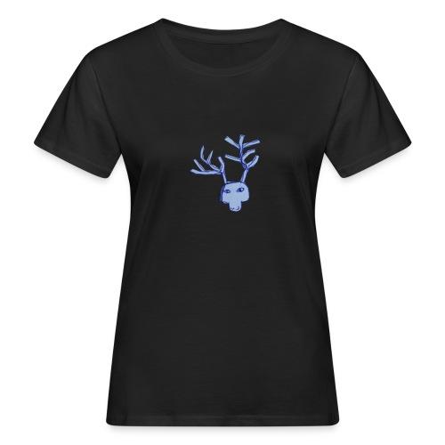 Jelen - Ekologiczna koszulka damska