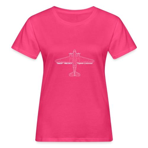 Daisy Blueprint Top 2 - Ekologisk T-shirt dam