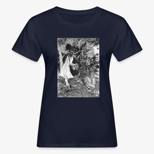 Enter the Linear Dream Orig Edition by Rivinoya - Naisten luonnonmukainen t-paita