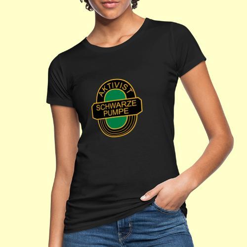 BSG Aktivist Schwarze Pumpe - Frauen Bio-T-Shirt