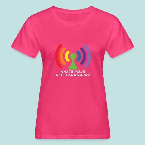 Bi-Fi - Women's Organic T-Shirt
