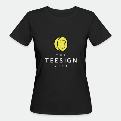 Teesign Mint Tshirt FA 4 - Women's Organic T-Shirt