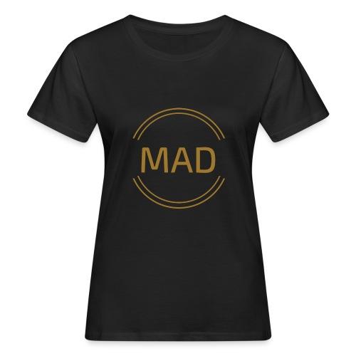 Logo MAD Oro - Camiseta ecológica mujer