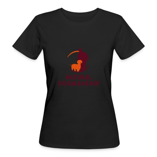 Natural Dogmanship Weste - Frauen Bio-T-Shirt