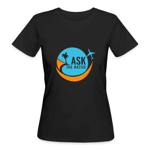 Ask the Native Original Logo - Vrouwen Bio-T-shirt