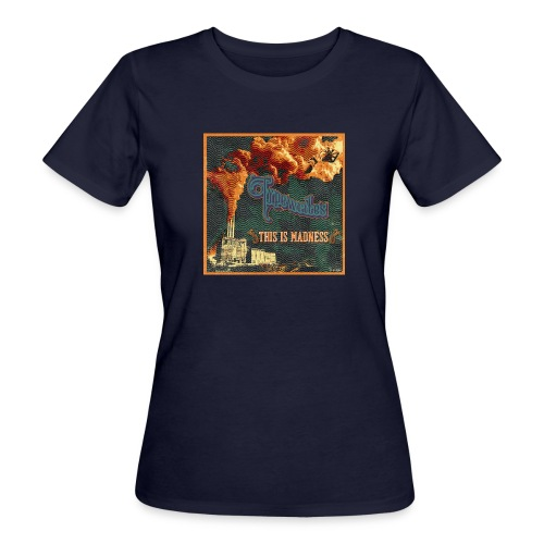 This Is Madness Album Cover - Ekologisk T-shirt dam