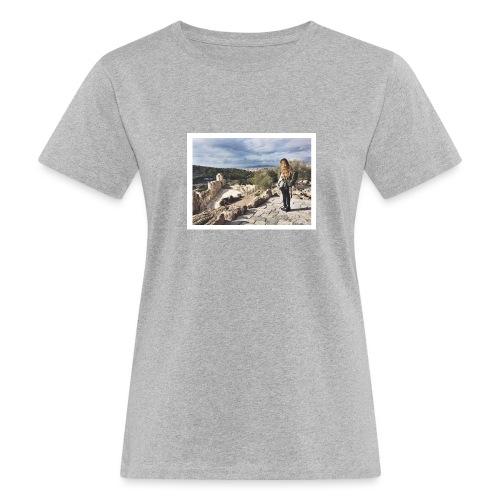 Greece - Ekologiczna koszulka damska