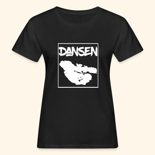 DansenKartaVit - Ekologisk T-shirt dam