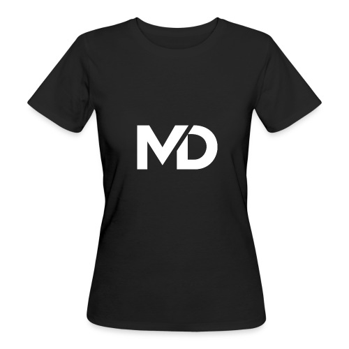 MD Clothing Official© - T-shirt bio Femme