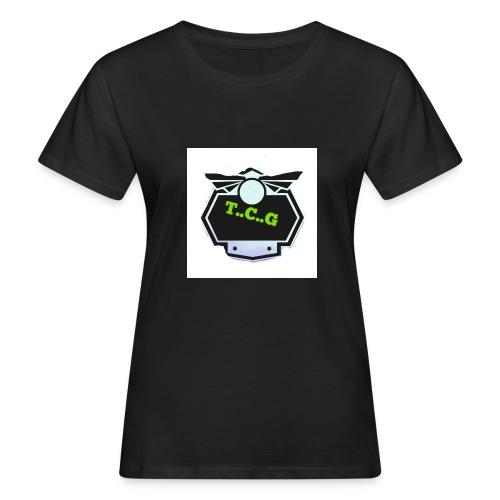 Cool gamer logo - Women's Organic T-Shirt