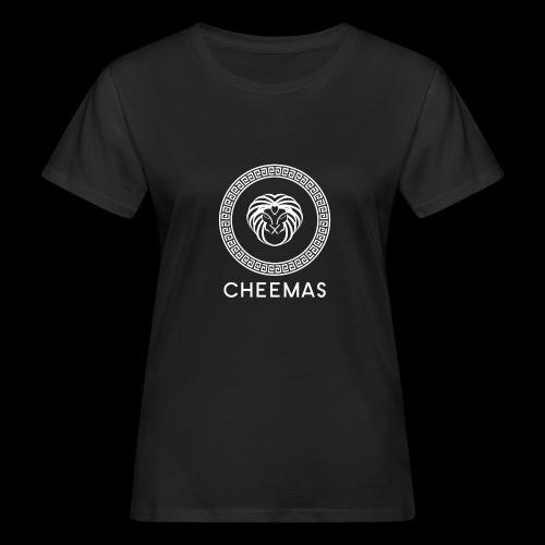 CHEEMAS - T-shirt bio Femme