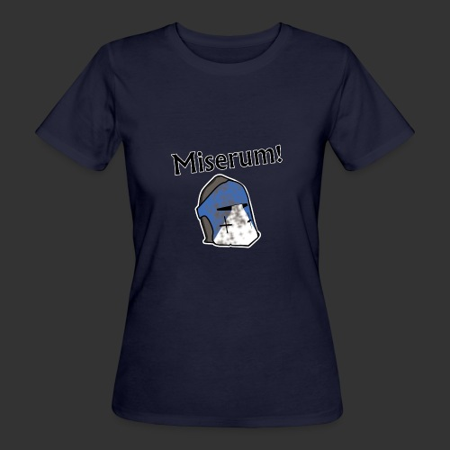 Warden Cytat Miserum! - Ekologiczna koszulka damska