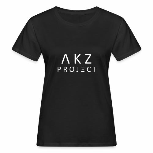AKZ Project Titre complet - T-shirt bio Femme