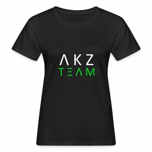 AKZProject Team - Edition limitée - T-shirt bio Femme
