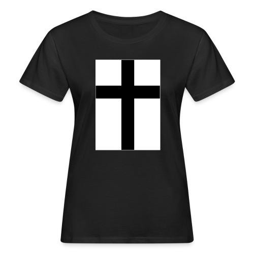 Cross - Ekologisk T-shirt dam