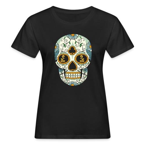 Frohlocker Skull - Women's Organic T-Shirt