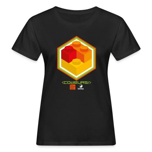 Esprit Club Brickodeurs - T-shirt bio Femme