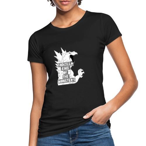 Godzilla - Ekologiczna koszulka damska