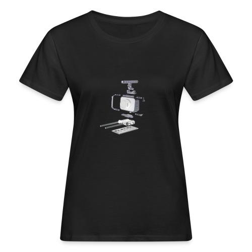 VivoDigitale t-shirt - Blackmagic - T-shirt ecologica da donna