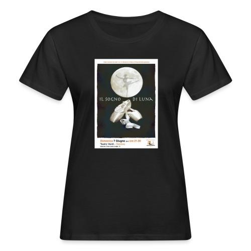 Il Sogno di Luna - T-shirt ecologica da donna