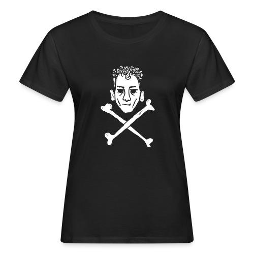 teschio giordano - T-shirt ecologica da donna