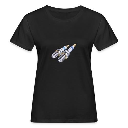 - bujia - - Camiseta ecológica mujer