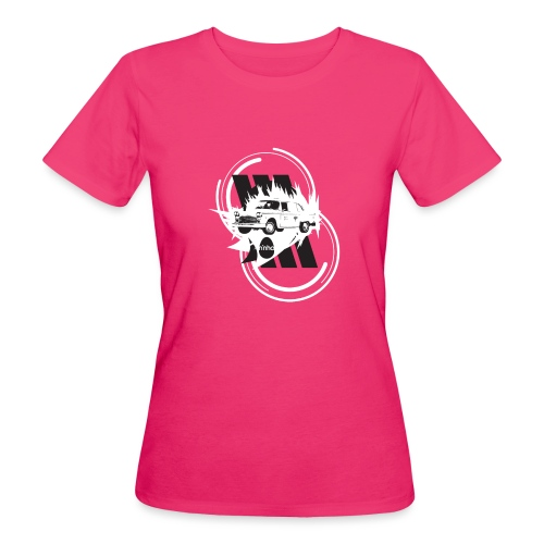 ninho-taxi - T-shirt ecologica da donna