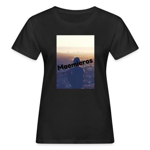 garciavlogs - Camiseta ecológica mujer