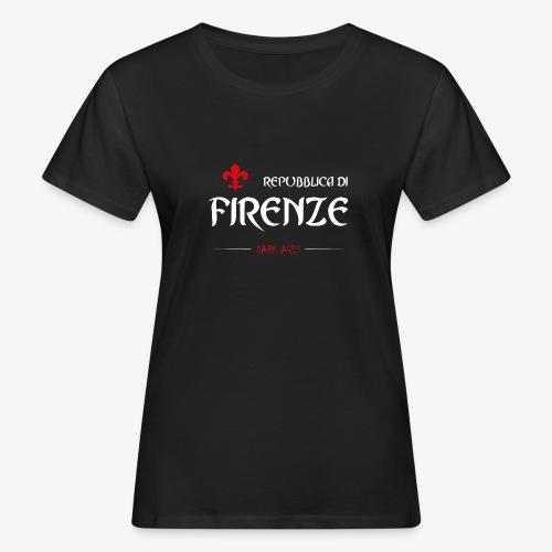 Republic of Florence - T-shirt ecologica da donna
