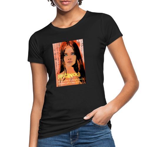 Metanoia 190220 ds. A - Women's Organic T-Shirt