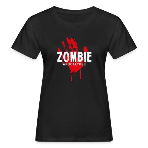 Zombie Apocalypse - Ekologisk T-shirt dam