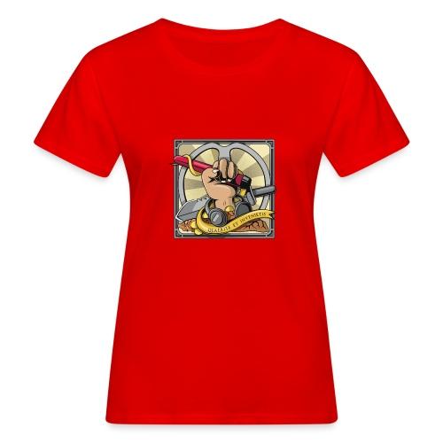 Quaerite et invenietis - Camiseta ecológica mujer