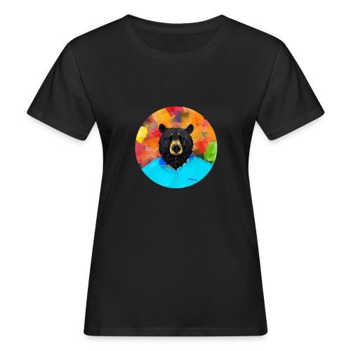 Bear Necessities - Women's Organic T-Shirt