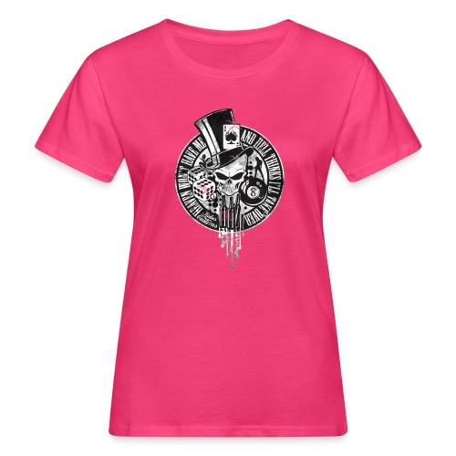 Kabes Heaven & Hell T-Shirt - Women's Organic T-Shirt