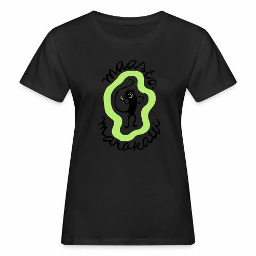 Maastomarakatti - Naisten luonnonmukainen t-paita