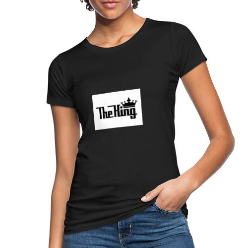 TheKing - Frauen Bio-T-Shirt