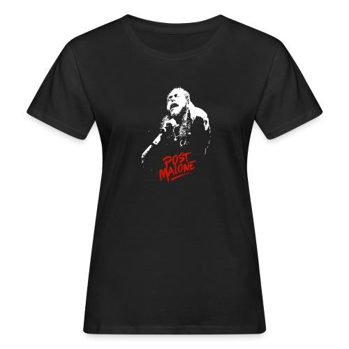 Malone Leave Me - Naisten luonnonmukainen t-paita