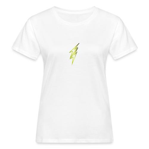 fulmine - T-shirt ecologica da donna