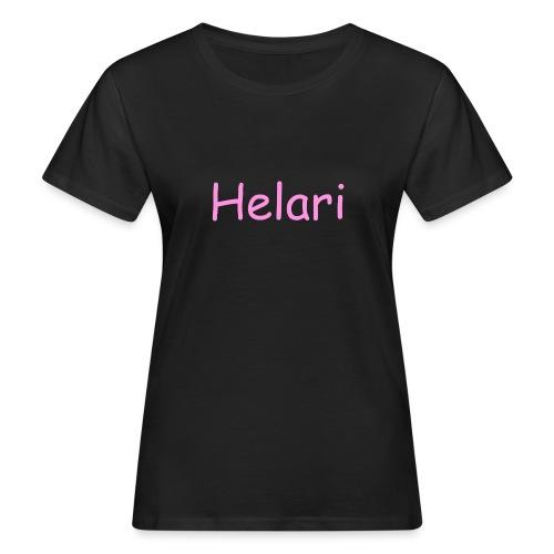 Helari Merch - Naisten luonnonmukainen t-paita