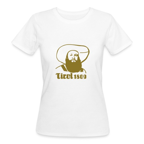 Andreas Hofer Silber1 - Frauen Bio-T-Shirt