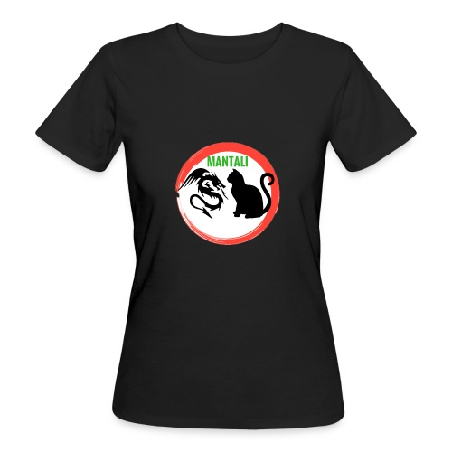 manf - T-shirt ecologica da donna